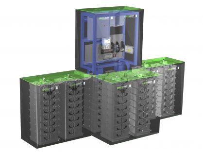 Salzwasserbatterien